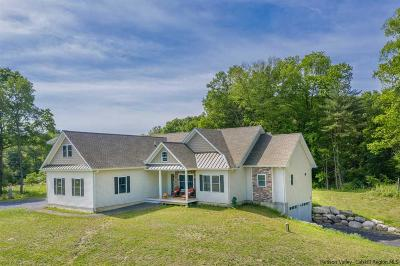 Ulster County Single Family Home For Sale: 64 Canimi Way