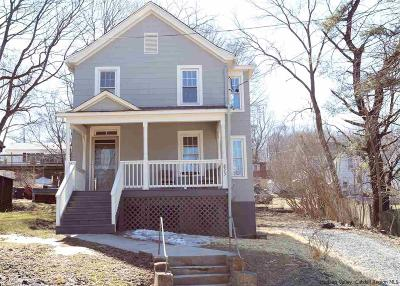 Kingston Single Family Home For Sale: 823 First Avenue