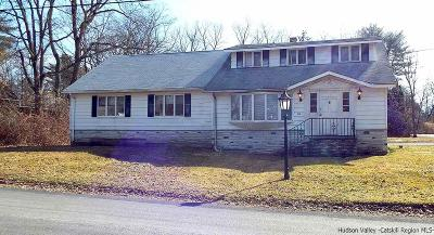 West Hurley NY Single Family Home For Sale: $234,900