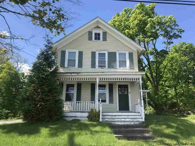 Esopus Single Family Home For Sale: 3 Parker Avenue