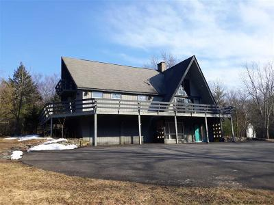 Saugerties Single Family Home Fully Executed Contract: 125 Lodge Rd