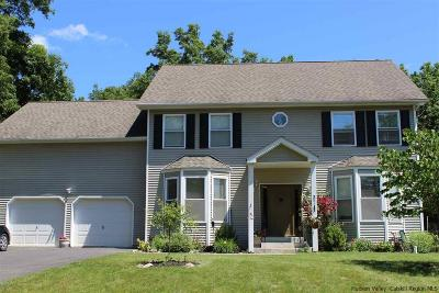 New Paltz Single Family Home Fully Executed Contract: 37 Bonticou View Drive