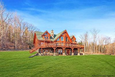 Greene County Single Family Home For Sale: 491 Nauvoo Road