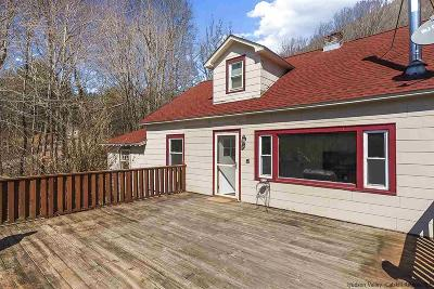 Shandaken Single Family Home For Sale: 30-32 Frank Rudy Road