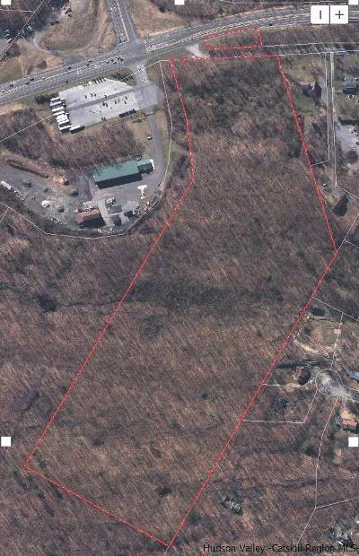 Commercial Lots & Land For Sale: T/B/D Route 9w & Cummings Ln