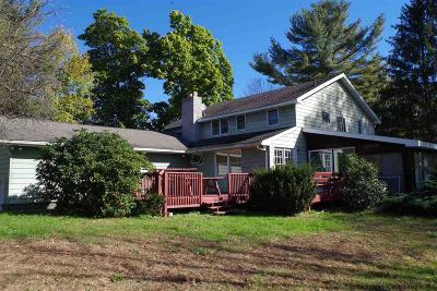 Saugerties Single Family Home For Sale: 841 Rt 212