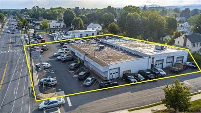 Kingston Commercial For Sale: 501-507 & 515 Albany Avenue