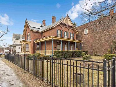 Kingston Single Family Home Fully Executed Contract: 446 Broadway