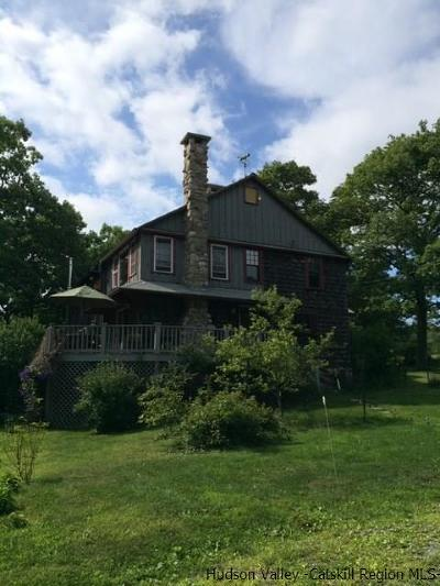 Ulster County Single Family Home For Sale: 71 Inn Road