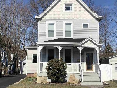 Kingston Single Family Home Fully Executed Contract: 193 Downs Street
