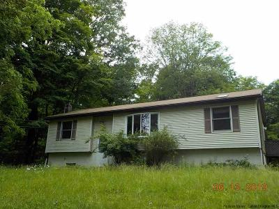 Catskill Single Family Home Fully Executed Contract: 2531 Old Kings Road