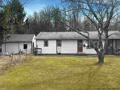 Tillson NY Single Family Home Pending Continue To Show: $139,900