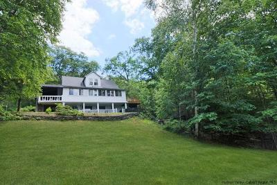 Woodstock NY Single Family Home For Sale: $699,000