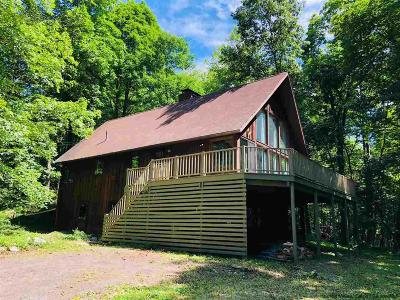 New Paltz Single Family Home For Sale: 165 Mountain Rest Road