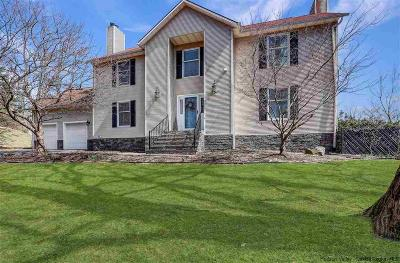 Ulster County Single Family Home For Sale: 410 Ulster Landing Road
