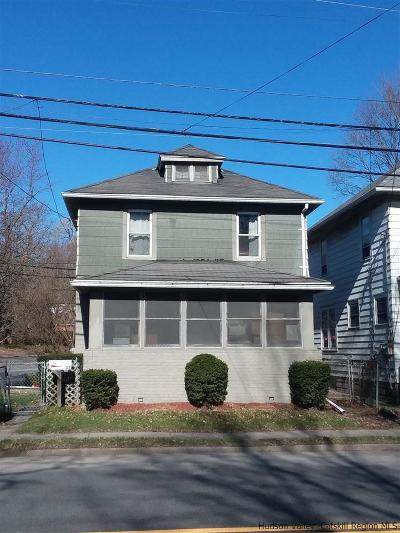Ulster County Single Family Home For Sale: 37 Boulevard