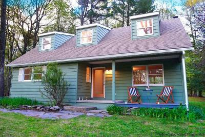 Ulster County Single Family Home For Sale: 97 Lodge Road