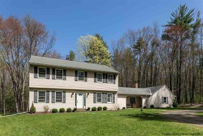Woodstock Single Family Home For Sale: 121 Chestnut Hill Road