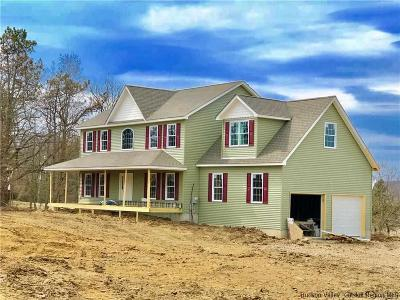 Thompson Ridge Single Family Home Fully Executed Contract: 756 State Route 302