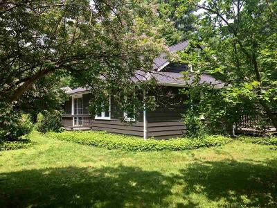 Stone Ridge NY Single Family Home Fully Executed Contract: $265,000
