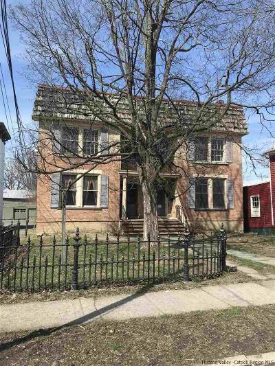 Hudson Multi Family Home For Sale: 72-74 Green Street