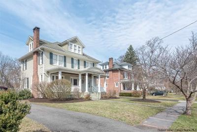 Kingston Single Family Home Fully Executed Contract: 151 N Manor Avenue