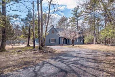 Woodstock Single Family Home Fully Executed Contract: 15 Edwards Lane