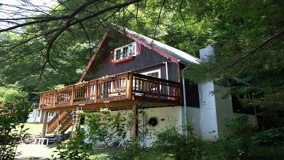 Greene County Single Family Home Fully Executed Contract: 340 Diamond Notch Road