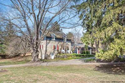 Kingston Single Family Home For Sale: 287 Marcott Road