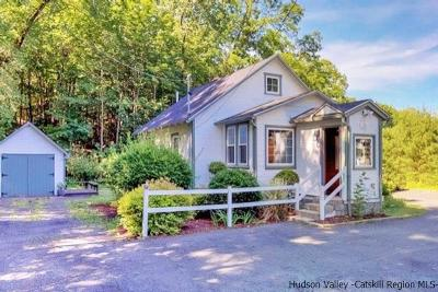Woodstock NY Single Family Home For Sale: $349,000