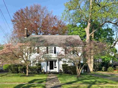 Kingston Single Family Home For Sale: 169 N Manor Ave
