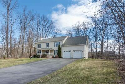 Ulster County Single Family Home For Sale: 33 Camelot Court