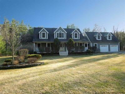 West Hurley Single Family Home For Sale: 175 Tanglewood Rd