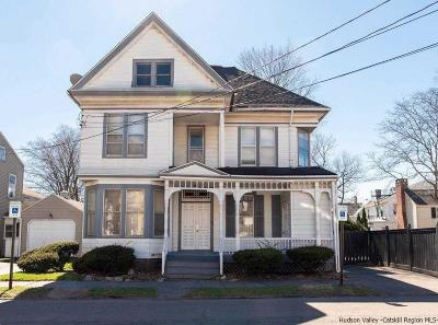 Ulster County Single Family Home For Sale: 193 Clinton Avenue