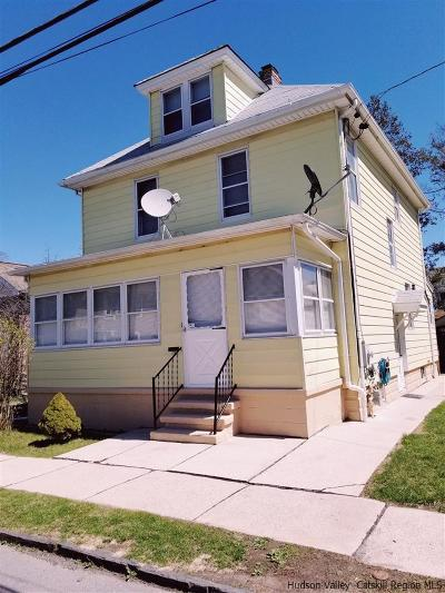 Ulster County Single Family Home For Sale: 12 Staples Street