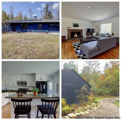 Woodstock Single Family Home For Sale: 19 Meads Mountain Road