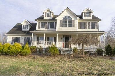 Ulster County Single Family Home For Sale: 40 Ridge Road