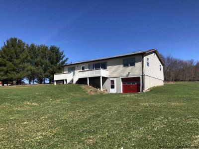 Delaware County Single Family Home For Sale: 116 Mead Road