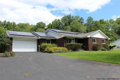 Ulster County Single Family Home For Sale: 486 Granite Road