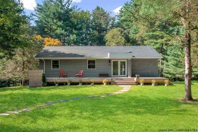Woodstock NY Single Family Home For Sale: $685,000