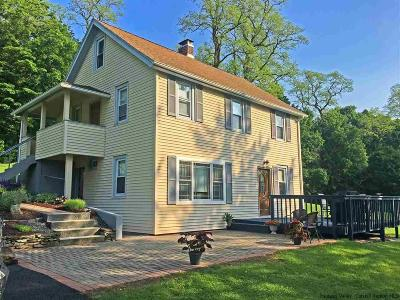 Germantown Single Family Home For Sale: 4721 Route 9g Route
