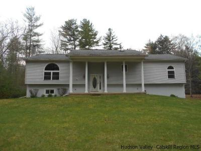 Kerhonkson Single Family Home Accepted Offer Cts: 342 Schwabie Turnpike