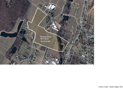Ulster County Residential Lots & Land For Sale: 59 Hurds Road