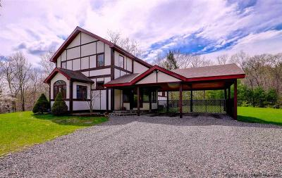 Woodstock NY Single Family Home For Sale: $569,000