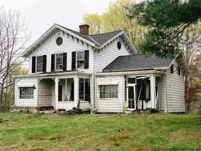 Kingston Single Family Home For Sale: 535 Lucas Avenue