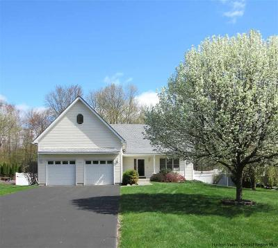 Saugerties Single Family Home Fully Executed Contract: 63 Canterbury