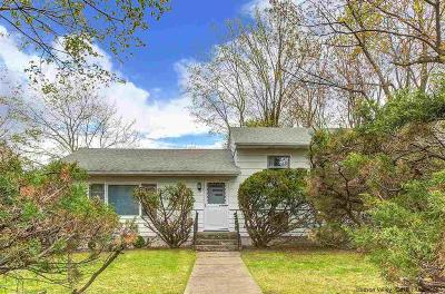 New Paltz Single Family Home For Sale: 25 Cherry Hill Road