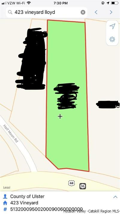 Residential Lots & Land For Sale: 423 Vineyard