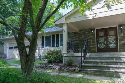 Kingston Single Family Home For Sale: 253 City View Terrace
