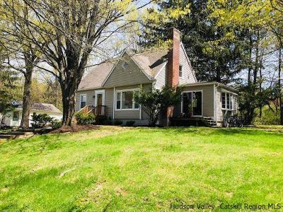New Paltz Single Family Home For Sale: 45 Shivertown Road